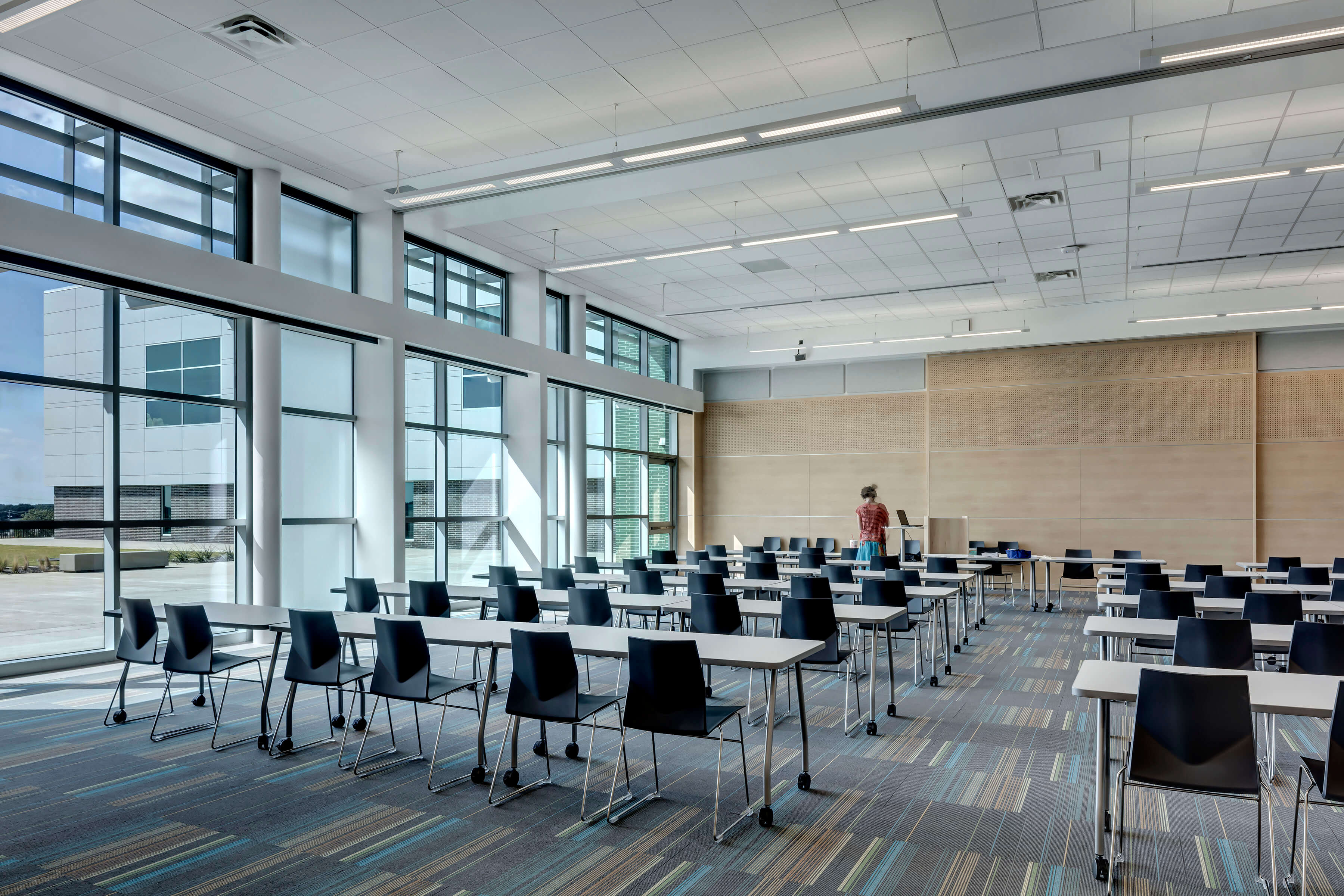 Fully Equipped Laboratories Allow Students Rich Exposure To Career Options In Preparation For