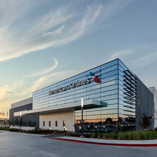 Fort Worth Toyota >> Southwest Airlines Headquarters - Corgan